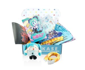 Omakase Vocaloid Box Contents
