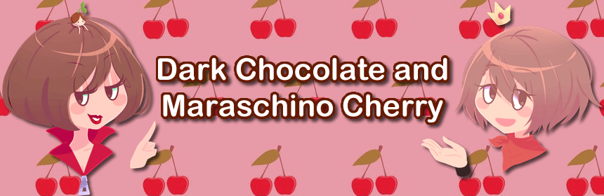 Meiko Collab Album Kickstarter: Dark Chocolate and Maraschino Cherry