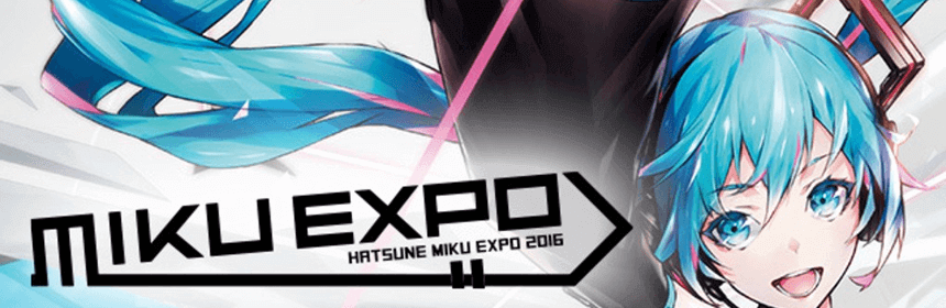 MikuExpo 2016 Adds Option for a Concert in Your Town